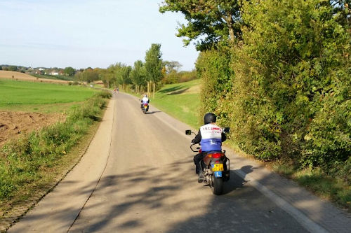 Motorrijbewijspoint Rijswijk examengarantie