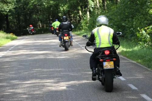 Motorrijbewijspoint Rijswijk motor lesplan