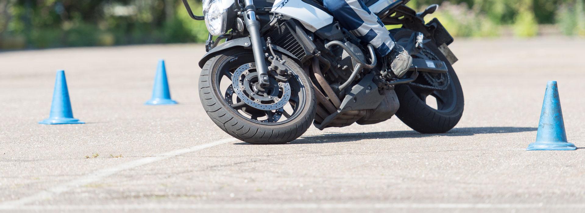 Motorrijbewijspoint Rijswijk rijtest
