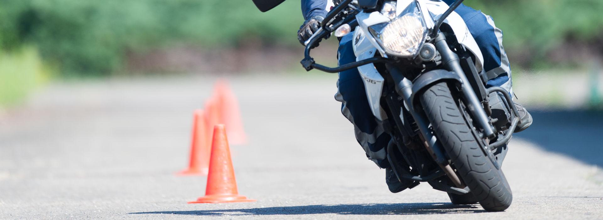 Motorrijbewijspoint Rijswijk motor rijvaardigheid
